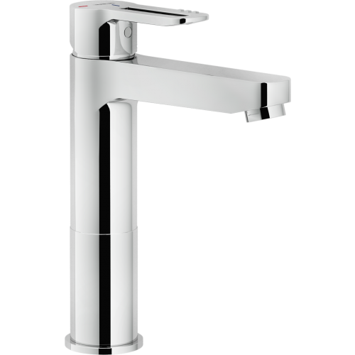 NEW ROAD BASIN MIXER TALL