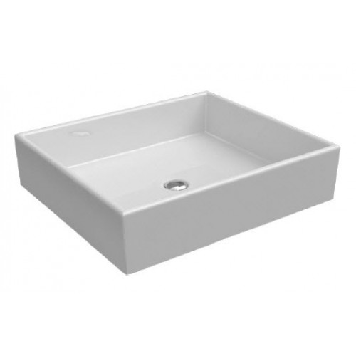 WASHBASIN STRADA 50X42 COUNTERTOP