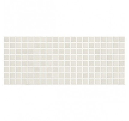 LAND MOSAICO WHITE 20X50